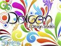 Illustration of font Dolgan - LJ-Design Studios