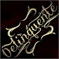 Illustration of font Delinquente Demo