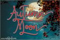 Illustration of font Autumn Moon