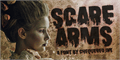 Illustration of font Scare Arms