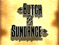 Illustration of font Butch & Sundance