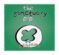 Illustration of font the sanctuary pop
