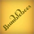 Illustration of font Bumblebees Demo