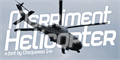 Illustration of font Merriment Helicopter