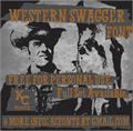 Illustration of font Western Swagger