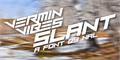 Illustration of font Vermin Vibes Slant