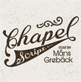 Illustration of font Chapel Script PERSONAL USE