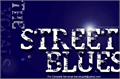 Illustration of font Street Blues