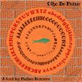 Illustration of font Olho De Peixe