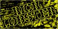 Illustration of font Rick Lobster