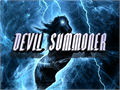 Illustration of font Devil Summoner