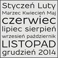 Illustration of font Resamitz