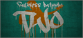 Illustration of font Ruthless Drippin TWO