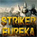 Illustration of font Striker Eureka PERSONAL USE