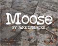 Illustration of font Moose