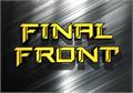 Illustration of font Final Front