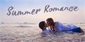 Illustration of font DK Summer Romance