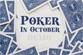 Illustration of font Poker In October Demo