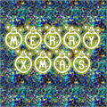 Illustration of font Merry Xmas St