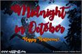 Illustration of font Midnight in October
