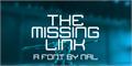 Illustration of font The Missing Link