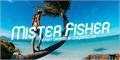 Illustration of font Mister Fisher
