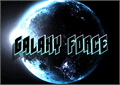 Illustration of font Galaxy Force
