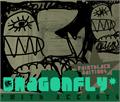 Illustration of font Dragonfly