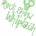 Illustration of font Rock Show Whiplash