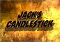 Illustration of font Jack's Candlestick