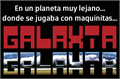 Illustration of font Galaxia