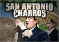 Illustration of font San Antonio Charros