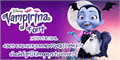 Illustration of font Vampirina