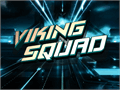 Illustration of font Viking Squad