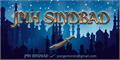 Illustration of font JMH Sindbad