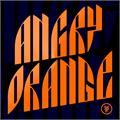 Illustration of font AngryOrange