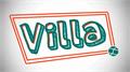 Illustration of font Villa