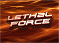 Illustration of font Lethal Force