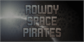 Illustration of font Rowdy Space Pirates