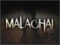 Illustration of font Malachai