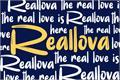 Illustration of font Realova