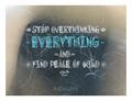 Illustration of font Overthink Demo