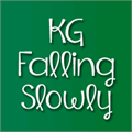 Illustration of font KG Falling Slowly