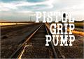 Illustration of font Pistol Grip Pump