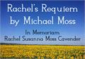 Illustration of font Rachel's Requiem