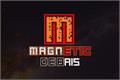 Illustration of font Magnetic Debris