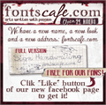 Illustration of font sign-handwritng_demo-version