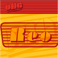 Illustration of font Reo