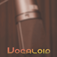Sample image of Vocaloid font by Megami Studios
