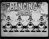 Sample image of DANCING JUNGLE font by Octotype